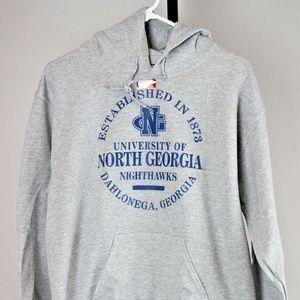 Other - North Georgia Nighthawks Hooded Sweatshirt